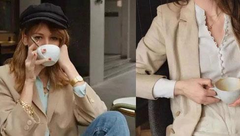5 món trang phục màu trà sữa biến style thành siêu cấp sang trọng chỉ trong nháy mắt