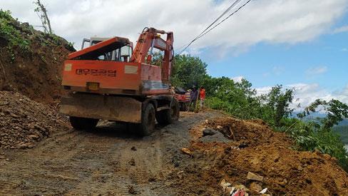 Thêm một vụ sạt lở nghiêm trọng tại Quảng Nam, 11 người huyện Phước Sơn bị vùi lấp
