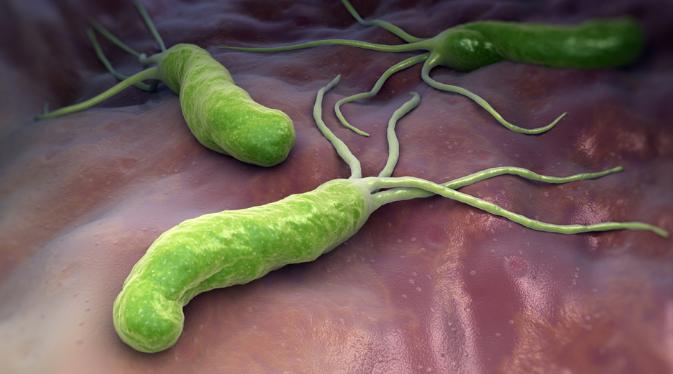 Loại vi khuẩn làm mòn bao tử mà WHO xếp vào nhóm gây ung thư số 1: Cần tránh ăn 3 món để ngừa bệnh-1