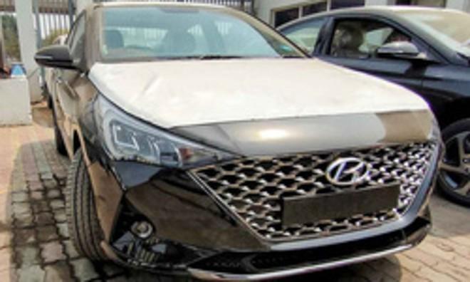 Hyundai Accent 2020 mới lộ diện tại Việt Nam, chờ ngày ra mắt