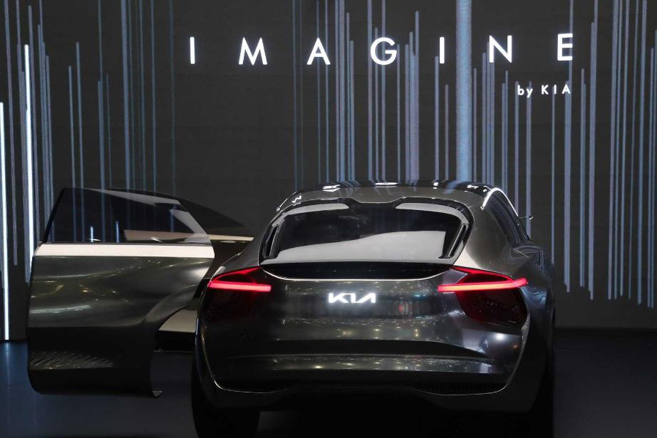 Kia sẽ ra mắt logo mới vào đầu năm 2021 song hành cùng dự án 'Plan S'
