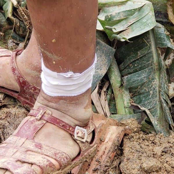Tìm kiếm nạn nhân vụ sạt lở ở Quảng Nam: Trách nhiệm của trái tim!