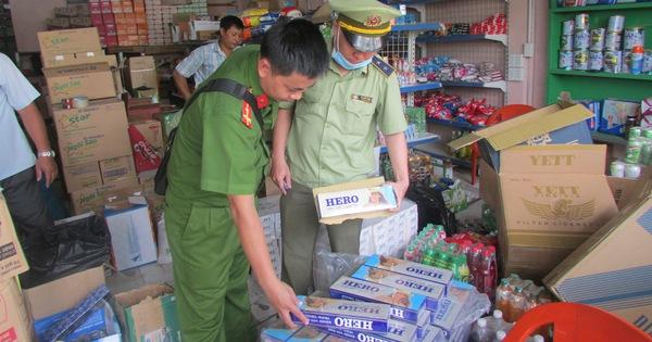 Chuyển truy cứu trách nhiệm hình sự đối với hộ tàng trữ thuốc lá nhập lậu