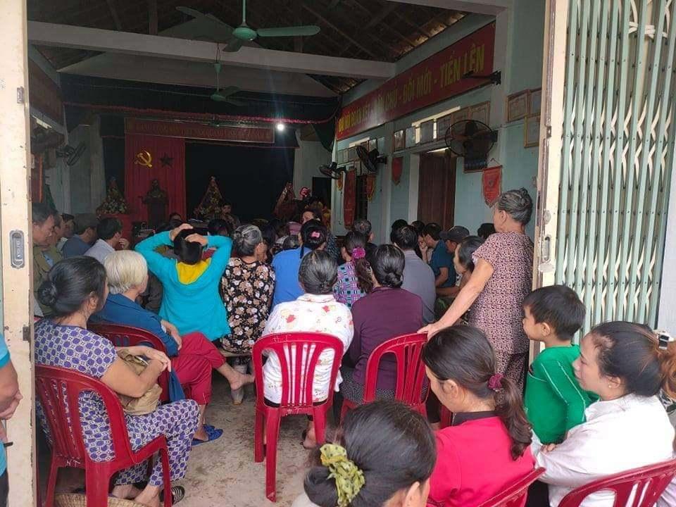 Thôn trả lại cho dân tiền ca sỹ Thủy Tiên hỗ trợ ở Quảng Bình-1