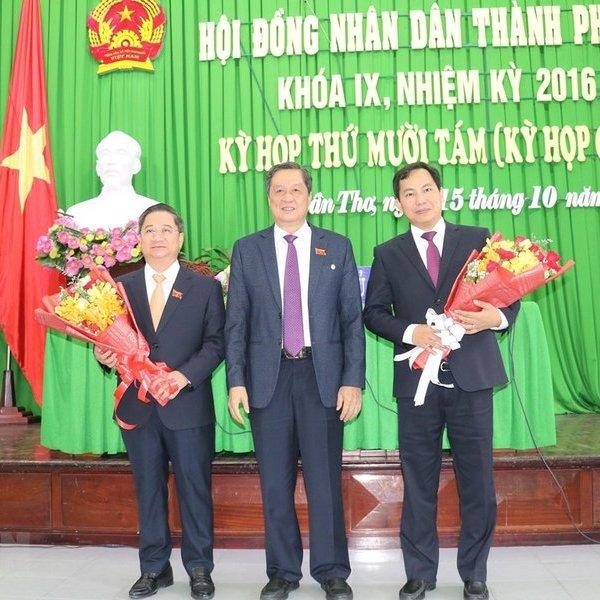 Thủ tướng Chính phủ phê chuẩn nhân sự thành phố Cần Thơ và Đồng Nai