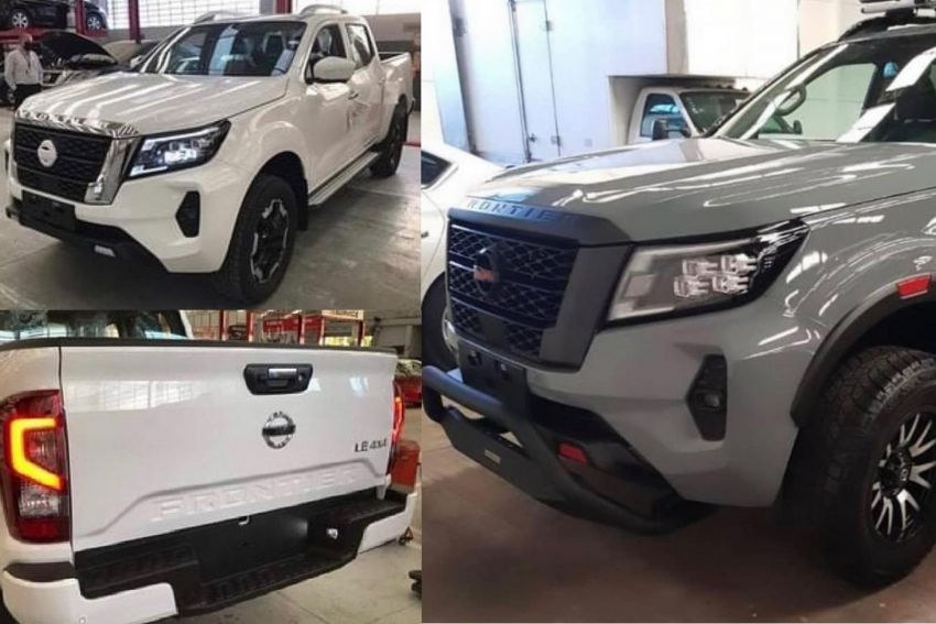 Nissan Navara 2021 facelift tiếp tục tung teaser, sẵn sàng ra mắt -2