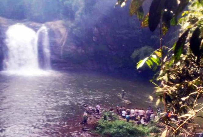 Lâm Đồng: Nỗ lực tìm kiếm người đàn ông mất tích tại thác bảy tầng -1