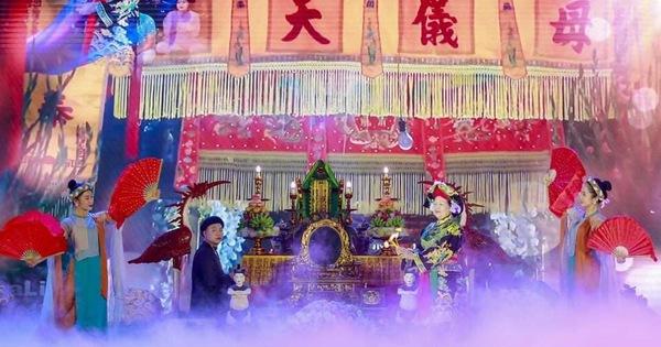 Bảo tồn, phát huy di sản qua Festival thực hành tín ngưỡng thờ Mẫu Thượng Ngàn