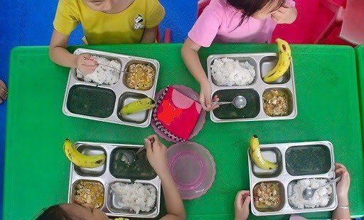 Làm thế nào để nhận tiền hỗ trợ ăn trưa của trẻ mầm non?
