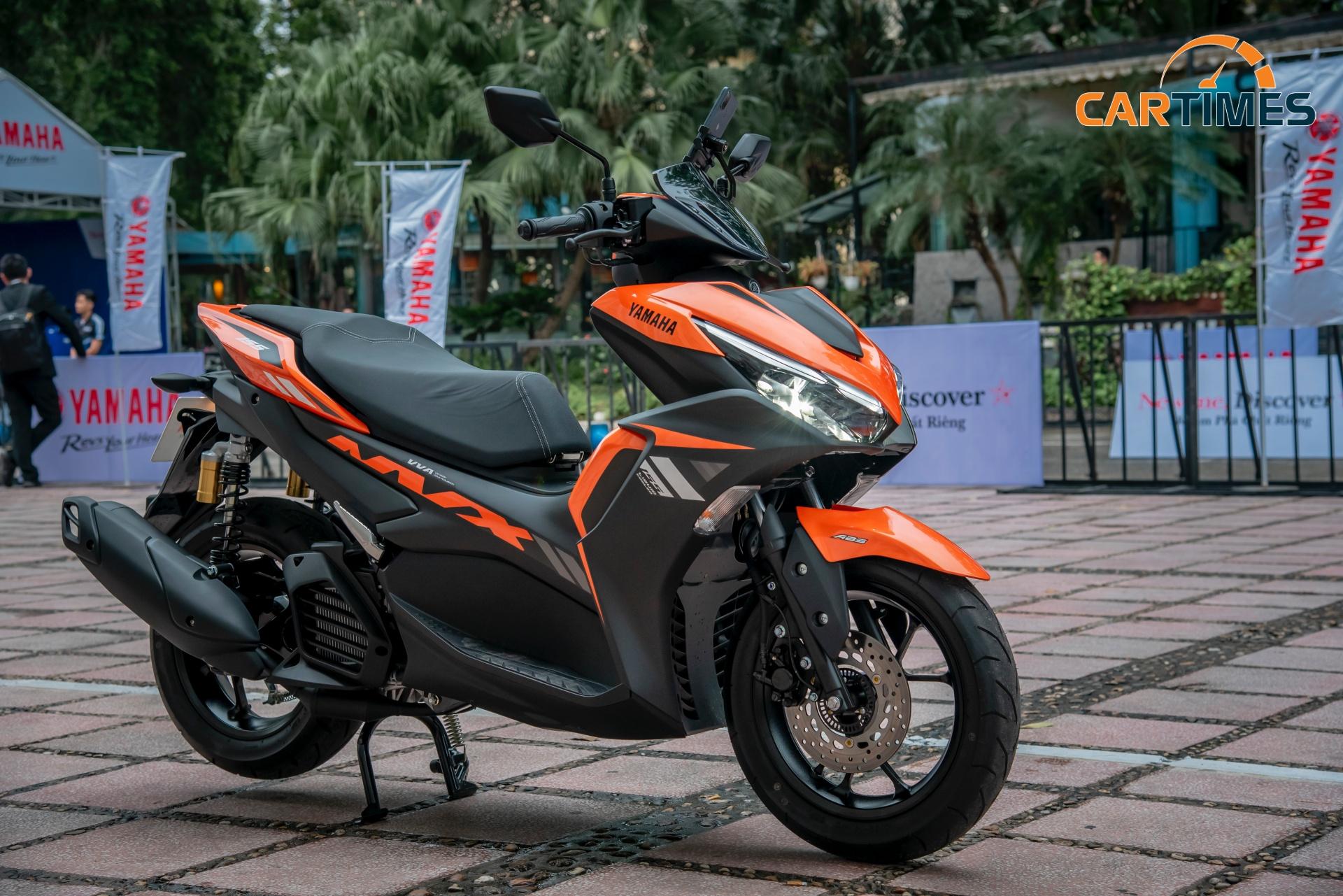 Chi tiết xe Yamaha NVX 2020 vừa ra mắt thị trường Việt Nam: nhiều thay đổi, không còn bản 125cc