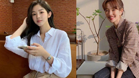 3 style công sở mà hội gái Hàn hay áp dụng nhất, bạn copy theo thì có