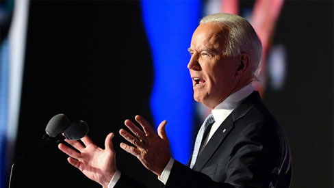 Ông Joe Biden tuyên bố chiến thắng, có bài phát biểu sâu sắc không quên cảm ơn người vợ tào khang