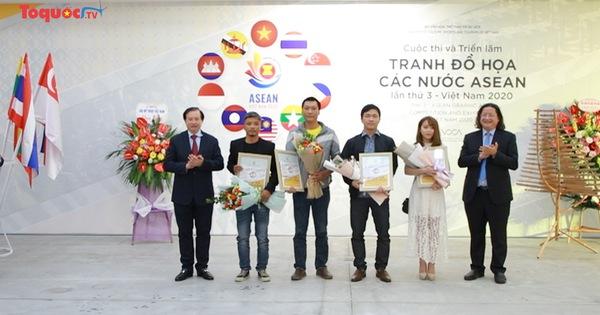 Cuộc thi & Triển lãm Tranh đồ họa ASEAN: Sân chơi sáng tạo cho các họa sĩ khu vực Đông Nam Á