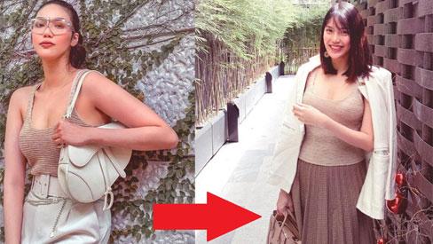 Học các sao Việt tái chế áo quần từ Hè sang Đông, chị em sẽ vừa lên trình mix đồ vừa khỏi tốn công dọn tủ