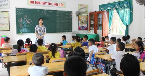 Bộ GDĐT: Đội ngũ giáo viên cấp THCS và THPT chưa bảo đảm cơ cấu môn học