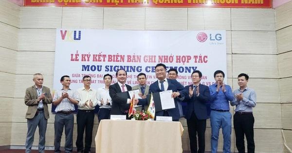 Cơ hội được thực tập và làm việc tại LG dành cho sinh viên