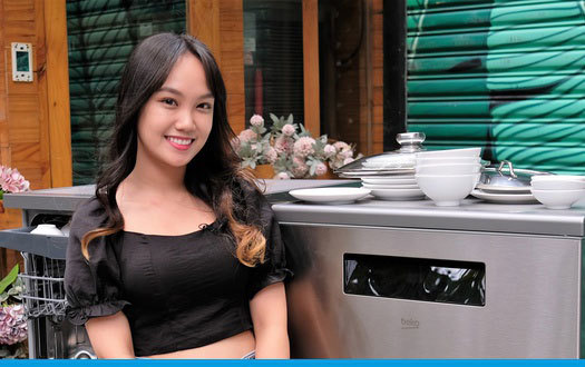 Những lưu ý để sử dụng máy rửa bát hiệu quả