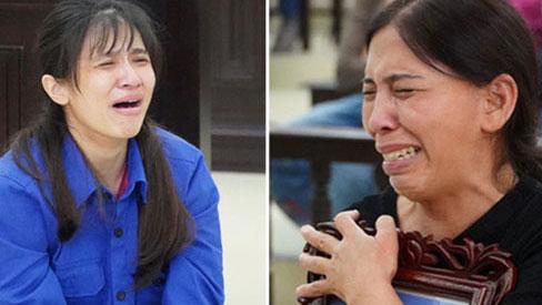 Nữ bị cáo bạo hành con gái 3 tuổi đến tử vong quỳ gối, gào khóc xin lỗi mẹ đẻ và bố mẹ chồng: