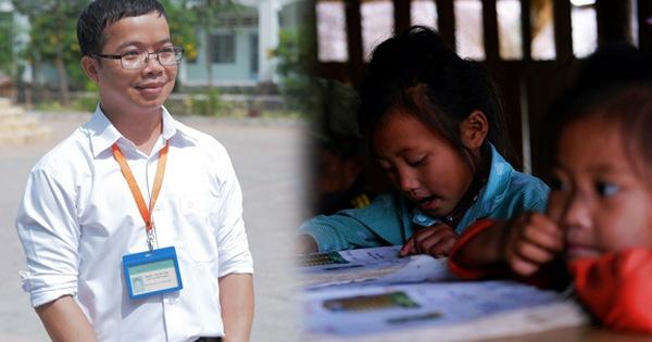 1345 km nhớ thương của cậu học trò nghèo miền núi trở thành thầy giáo trẻ được vinh danh: Suốt 4 năm chỉ về thăm mẹ được 2 lần