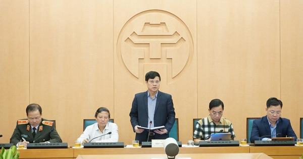 Lãnh đạo TP Hà Nội yêu cầu Bệnh viện Giao thông vận tải rút kinh nghiệm