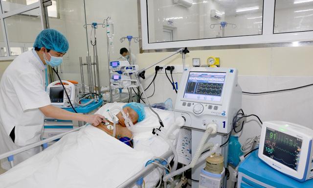 Bệnh viện Trung ương Huế nhận giải thưởng danh giá về cấp cứu, điều trị đột quỵ-1