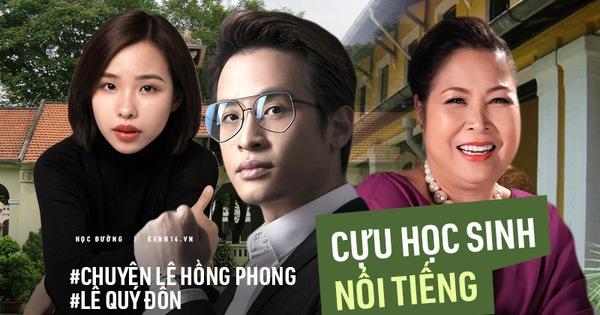 Cựu học sinh 2 trường THPT trăm tuổi ở Sài Gòn: Toàn CEO tầm cỡ, nghệ sĩ hạng A của showbiz