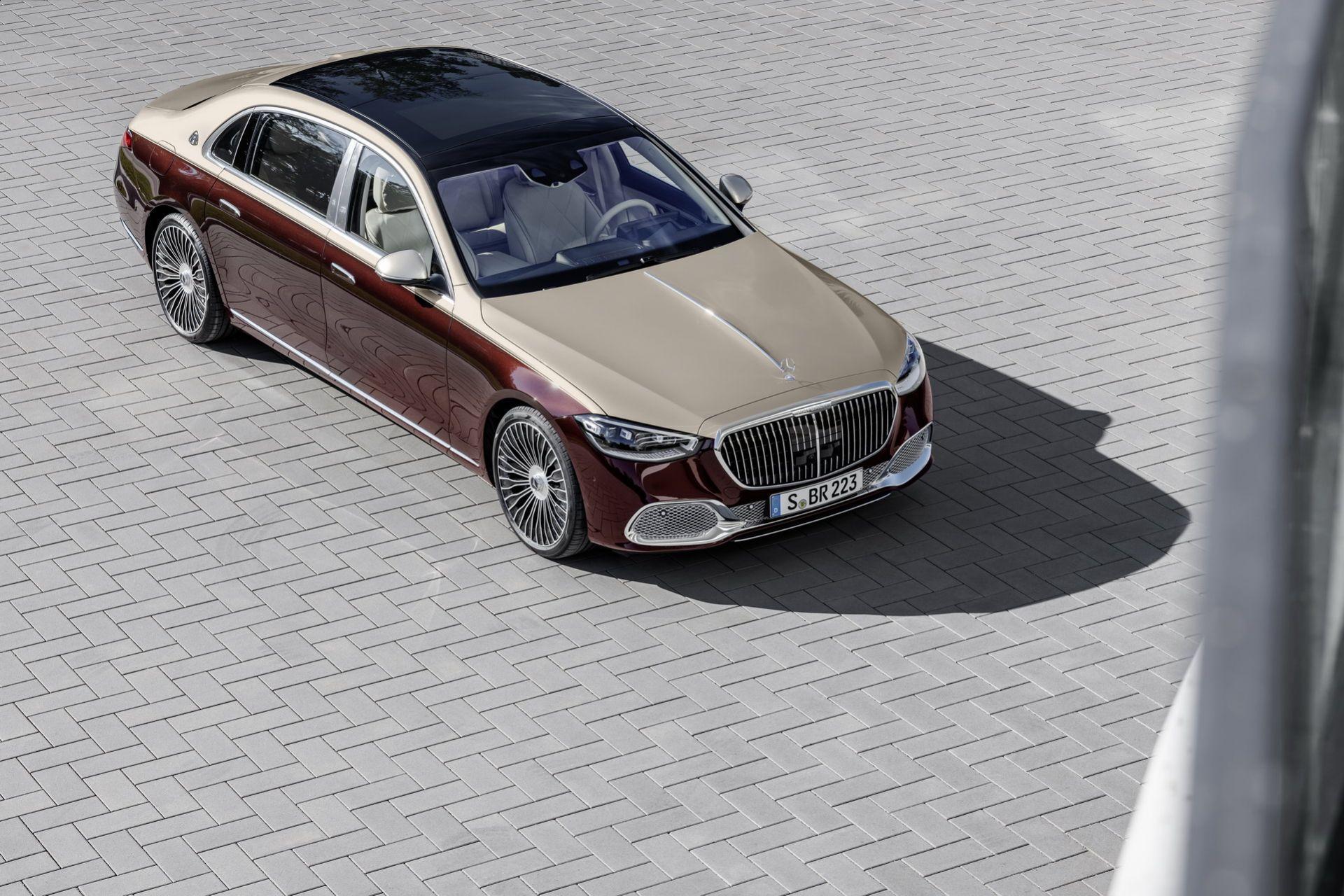 Mercedes-Maybach S-Class 2021 ra mắt toàn cầu, khẳng định vị thế ông vua của dòng xe sang