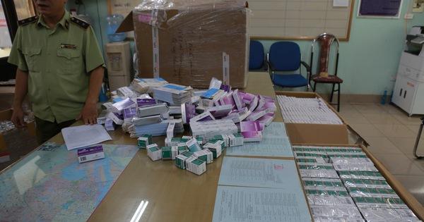 Hà Nội: Phát hiện số lượng lớn thuốc tân dược được mua trôi nổi trên Facebook, chuẩn bị