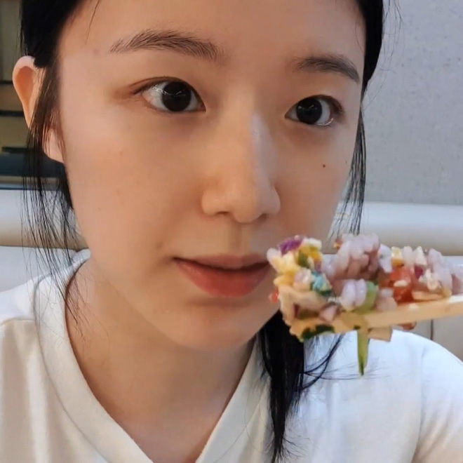 Hí hửng khoe thực đơn giảm cân mới, Shuhua (G)I-DLE khiến người hâm mộ sợ tái mặtnhưng vẫn nhất quyết rủ rê dân tình thử ngay-10