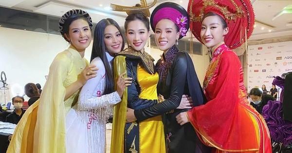Bức ảnh hot nhất đêm qua: 5 Hoa hậu của thập kỷ hội tụ chung khung hình,