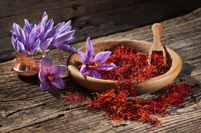 Giải mã loại nhụy hoa được tôn là vàng đỏ, rẻ nhất 175 triệu đắt nhất 450 triệu đồng mỗi kg-1