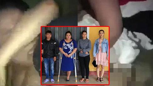 Vụ cô gái bị đánh ghen kinh hoàng ở Huế: Nạn nhân chơi cùng với nhóm người phụ nữ đánh ghen