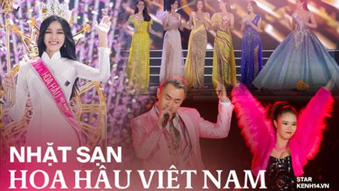 Soi sạn ở Chung kết HHVN 2020: Thời lượng dài lê thê, Binz nhép lộ, thí sinh thi ứng xử kém lại... đăng quang