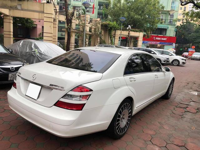 Độ kiểu Maybach, Mercedes-Benz S 550 cũ vẫn có giá rẻ hơn Toyota Corolla Altis cả chục triệu đồng-3