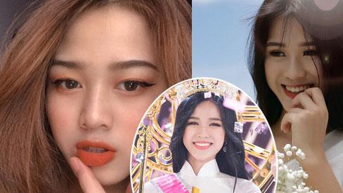 Nàng Tân Hoa hậu 19 tuổi chỉ mê 2 sắc son