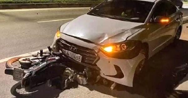 Tạm đình chỉ 15 ngày đối với thanh tra Sở GTVT lái ô tô ngược chiều, tông tử vong nữ lao công
