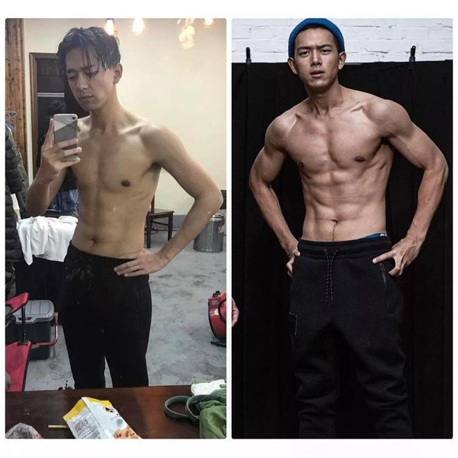 Loạt nam thần Hoa ngữ lột xác cực mạnh hậu giảm cân: Lý Hiện và Hứa Khải có pha biến hình khiến dân tình ngã ngửa-8