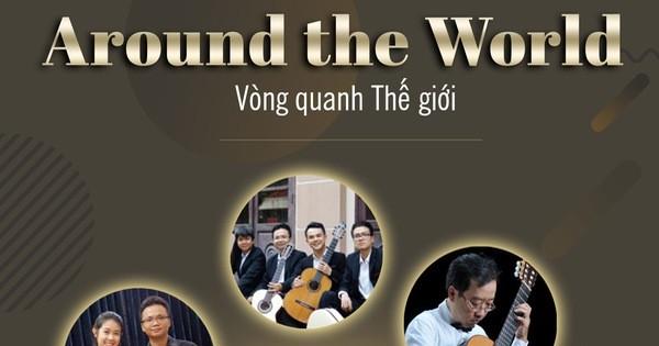 """Sắp diễn ra chương trình """"Danang Guitar Concert 2020"""""""