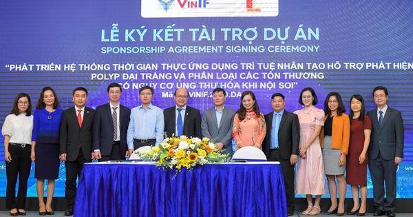 """""""Người đồng hành"""" VinIF và hành trình phát triển khoa học Việt"""