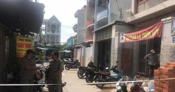 Bắt nghi can đâm chết người đàn ông trong con hẻm ở Sài Gòn