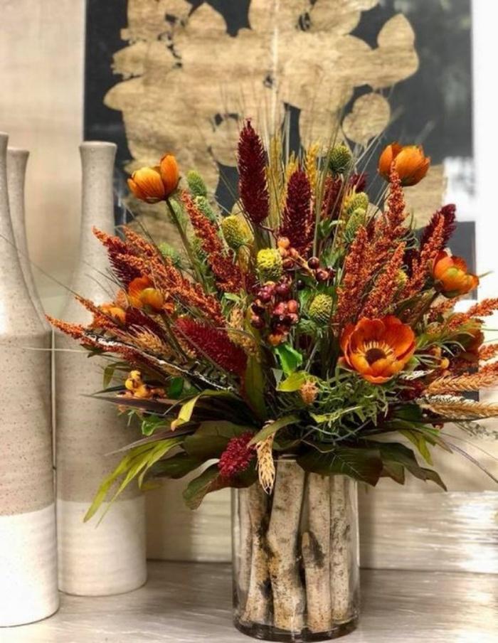 Muôn kiểu cắm hoa tạo nét đẹp tinh tế và lãng mạn bừng sáng trong không gian sống-4