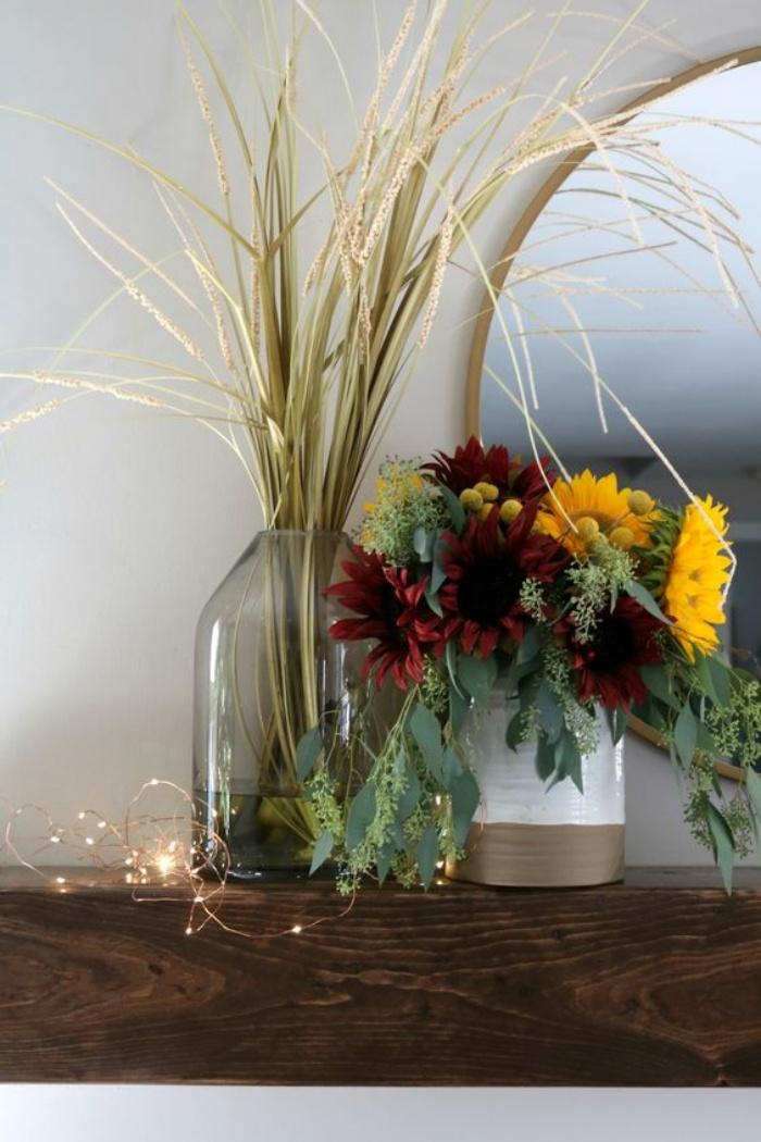 Muôn kiểu cắm hoa tạo nét đẹp tinh tế và lãng mạn bừng sáng trong không gian sống-5