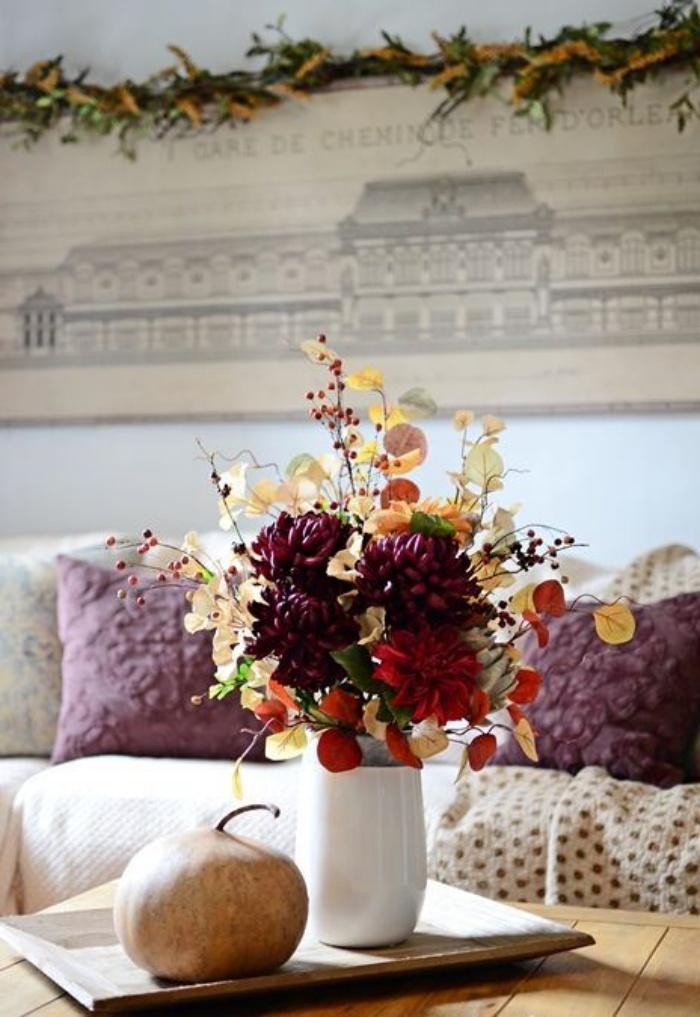 Muôn kiểu cắm hoa tạo nét đẹp tinh tế và lãng mạn bừng sáng trong không gian sống-9