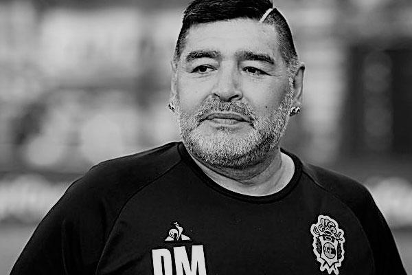 Nóng : Huyền thoại Maradona qua đời ở tuổi 60