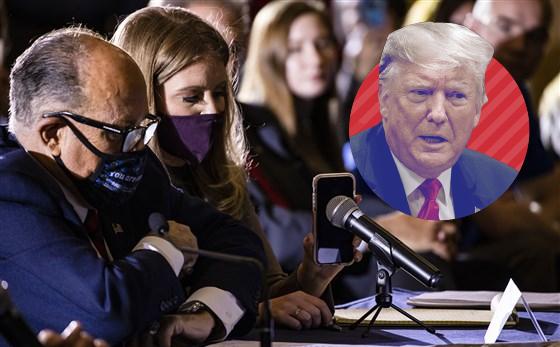 Cuộc chiến pháp lý tưởng chừng đã bế tắc, ông Trump lại tuyên bố đầy hứa hẹn: