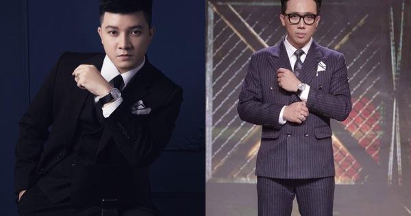 Nhà thiết kế gặp áp lực khi làm trang phục cho Trấn Thành ở Rap Việt