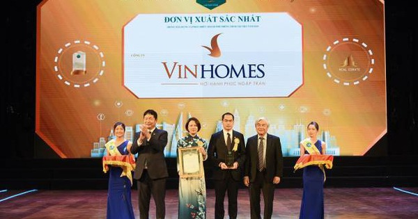 Vinhomes Ocean Park đạt giải thưởng danh giá nhất của