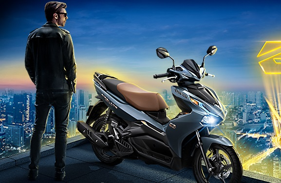 Honda Air Blade 150cc/125cc ra mắt phiên bản mới