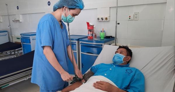 Gần 8 giờ phẫu thuật cứu sống bệnh nhân phình lóc tách thành động mạch chủ ngực cấp tính type A