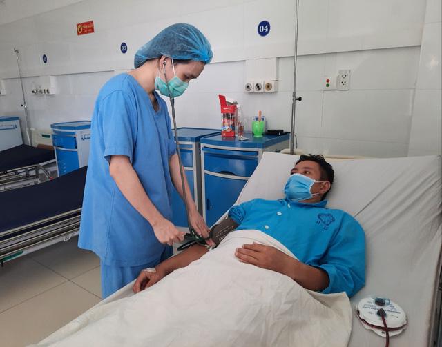 Gần 8 giờ phẫu thuật cứu sống bệnh nhân phình lóc tách thành động mạch chủ ngực cấp tính type A-2